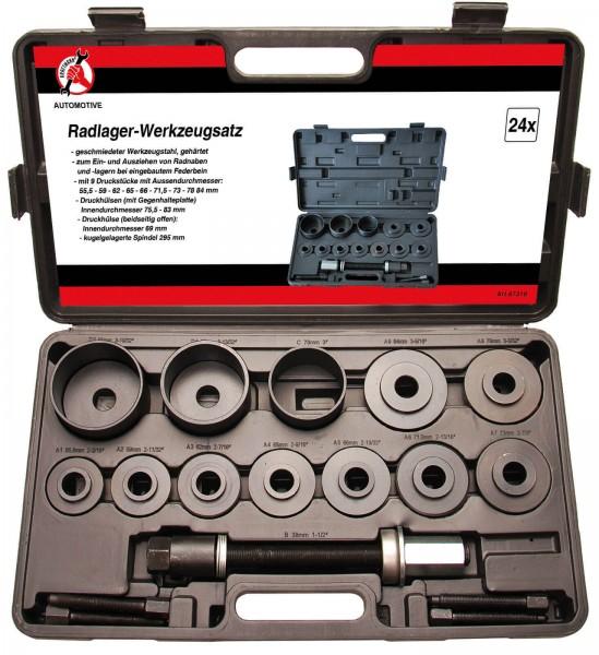 BGS 67310 Universal-Radlager-Werkzeugsatz, 28-tlg.