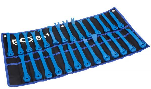 BGS 8611 Zierleisten Werkzeug Set 27-tlg.