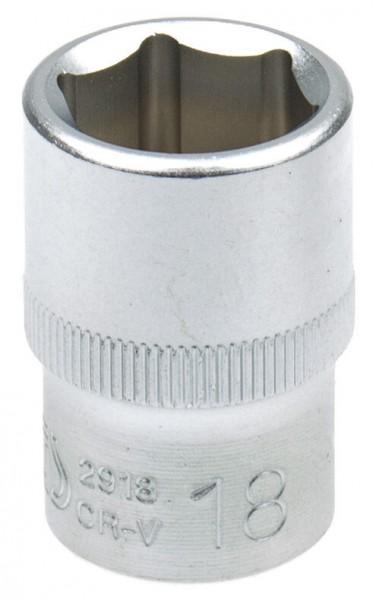 """BGS 2918 Steckschlüssel Einsatz SW 18 mm 1/2"""""""