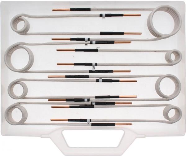 BGS 2169-2 Induktions-Spulen-Set, flach, 8-tlg, für Art. 2169