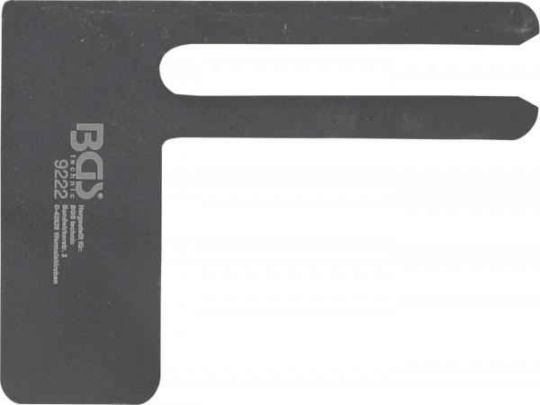 BGS 9222 Ausgleichswellen-Fixierwerkzeug für BMW N40, N42, N45 und N46