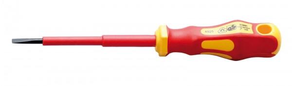 BGS 4925 VDE-Schraubendreher, 3 x 75 mm Schlitz