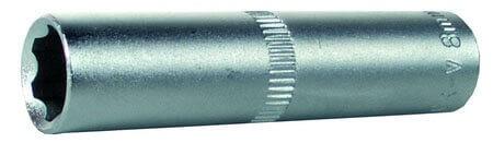 """BGS 2964 Steckschlüssel-Einsatz 1/4"""", Super Lock, tief, 4 mm"""