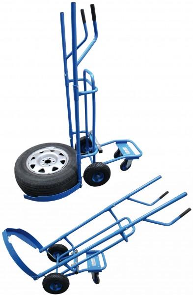 BGS 9025 Reifen-Transportwagen, 200 kg