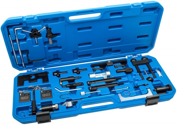BGS 8155 Motor Einstell- u. Arretier Werkzeug Satz für VAG