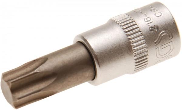 BGS 2164-T45 Bit-Einsatz, 6,3 (1/4), T-Profil, T45