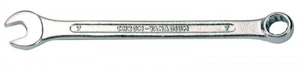 BGS 1057 Maulringschlüssel, 7 mm