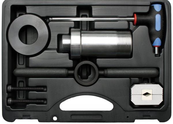 BGS 8877 Montagewerkzeug für Stoßdämpfer mit Zuganschlagsfeder