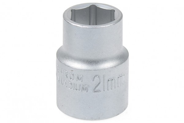 "BGS 3421 Steckschlüssel SW 21 mm 3/4"" Pro Torque®"