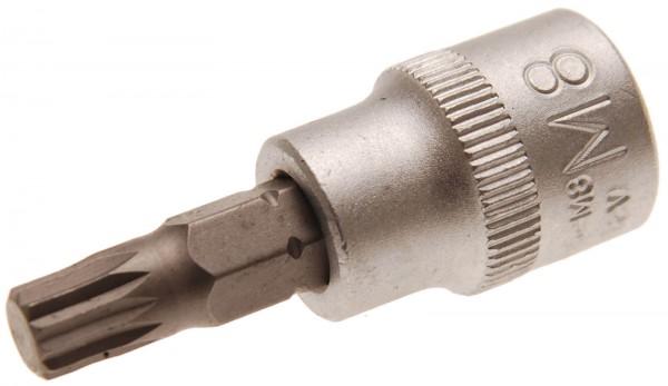 BGS 5105-M8 Bit-Einsatz, Innenvielzahn, 3/8 M8