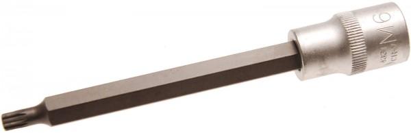 BGS 4331 Bit-Einsatz, Innenvielzahn M6 x 140 mm, 12,5(1/2)