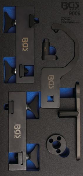 BGS 9009 Motor-Einstellwerkzeug-Satz für Jaguar / Landrover 5,0L V8