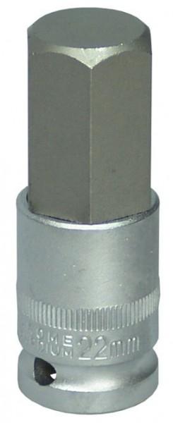 BGS 4295 Innensechskant Steckschlüssel 22 mm
