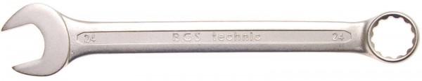 BGS 30574 Maul-Ringschlüssel, 24 mm