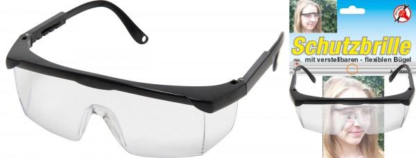 BGS 80887 Schutzbrille mit verstellbarem Bügel