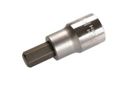 "BGS 4255 Innensechskant Steckschlüssel SW 10 x 55 mm 1/2"""