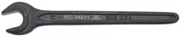 BGS 34211 Einmaulschlüssel, 11 mm