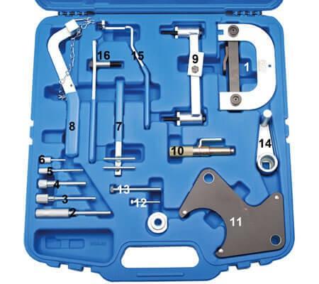 Nockenwellen-Werkzeug f/ür Renault BGS 8154-1 f/ür Art 8154