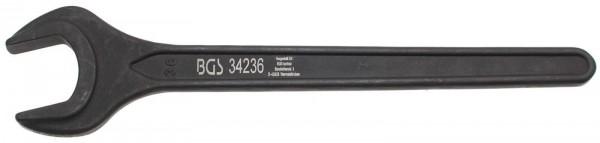 BGS 34236 Einmaulschlüssel, 36 mm