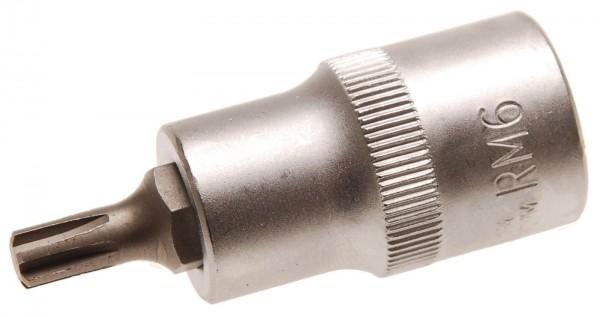 BGS 4151 Bit-Einsatz, Ribe R6 x 55 mm, 12,5(1/2)