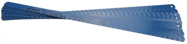 BGS 2061 Metallsägeblätter, 13mm breit, 300mm HSS 10er Pack