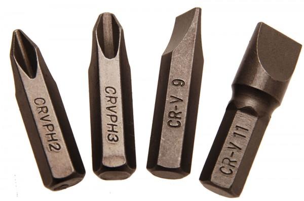 BGS 711 Einsätze (Bits) für Handschlagschrauber Art. 710