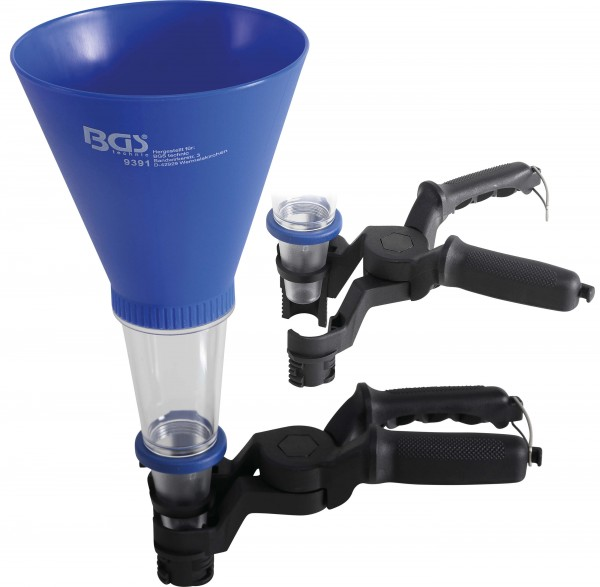 BGS 9391 Universal Öl-Einfülltrichter