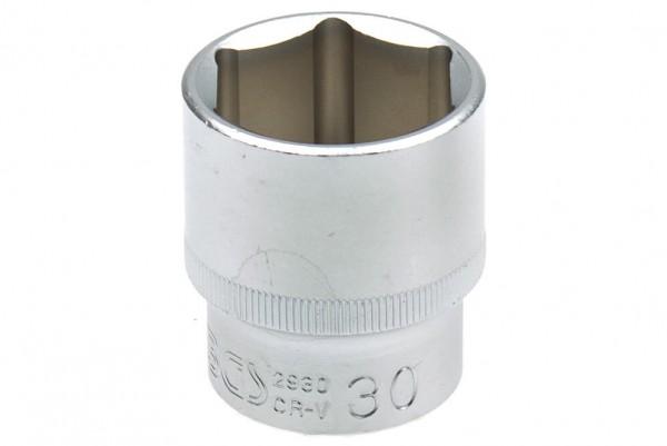 """BGS 2930 Steckschlüssel Einsatz SW 30 mm 1/2"""""""