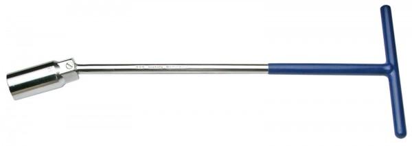 BGS 144 Zündkerzenschlüssel mit Kugelgelenk, 375mm lang, 20,8mm