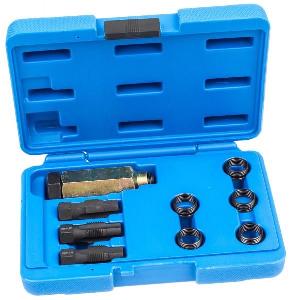 BGS 66215 Reparatursatz für Lambdasonden Gewinde 9-tlg.