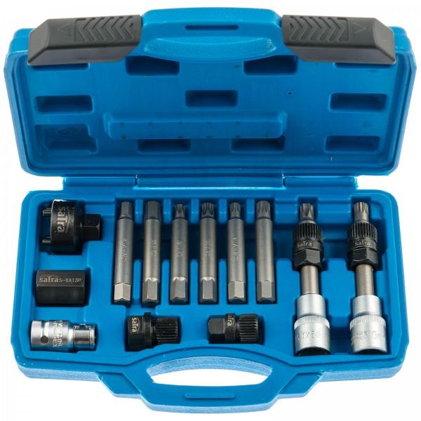 Satra S-XA13P Lichtmaschinen Werkzeug 13-tlg.