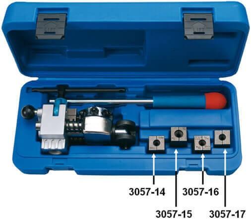 BGS 3057-18 Spannbacken-Satz 8 mm für BGS 3057