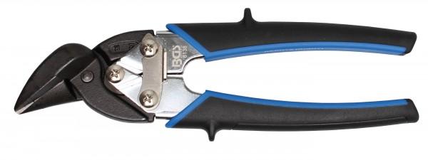 BGS 6138 Mini-Karosserie-Blechschere, 195 mm, rechtschneidend