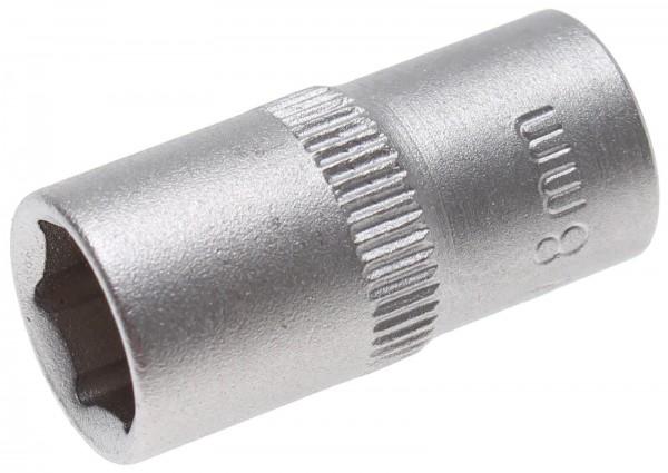 """BGS 2480 Steckschlüssel-Einsatz """"Pro Torque®"""" 1/4"""", 8 mm"""