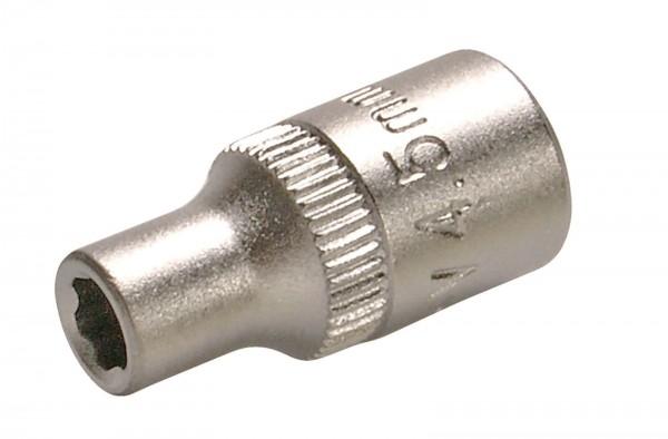 """BGS 2475 Steckschlüssel-Einsatz """"Pro Torque®"""" 1/4"""", 4,5 mm"""