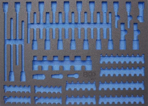 BGS 4017-5 Werkstattwageneinlage für Bits / Biteinsätze
