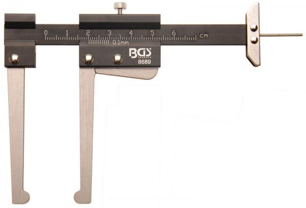 BGS 8689 Bremsscheiben-Messschieber