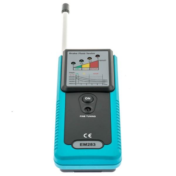 BGS 63525 Digitaler LED Bremsflüssigkeitstester
