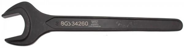BGS 34260 Einmaulschlüssel, 60 mm