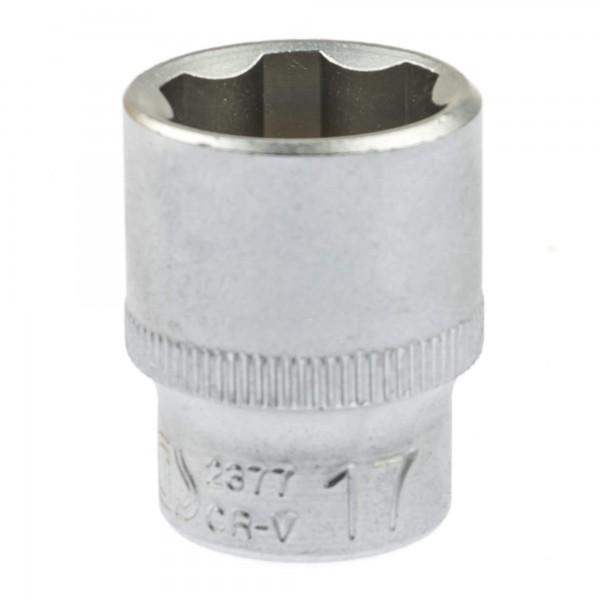 """BGS 2377 Steckschlüssel-Einsatz SW 17 mm 3/8"""" Super Lock"""