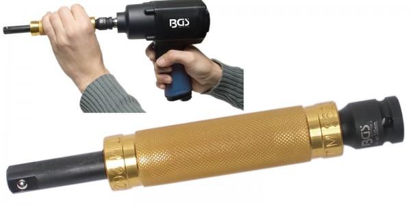"""BGS 191 Kraft-Verlängerung 1/2"""" mit kugelgelagertem Griff"""