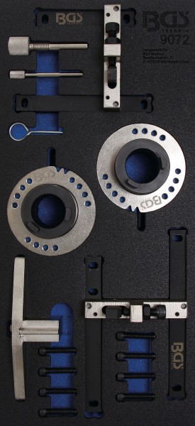 BGS 9072 Motor-Einstellwerkzeug-Satz für Ford 1.0L 3-Zyl. Ecoboost