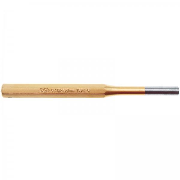 BGS 1651-8 Splintentreiber 8 mm, 150 mm lang