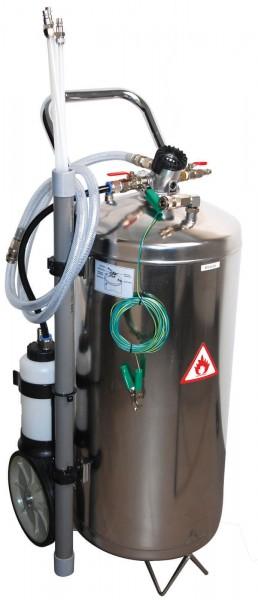 BGS 8702 40L Pneumatik-Kraftstoff-Absauggerät