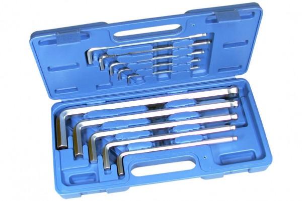 BGS 795 Innensechskant Schlüssel 10-tlg.