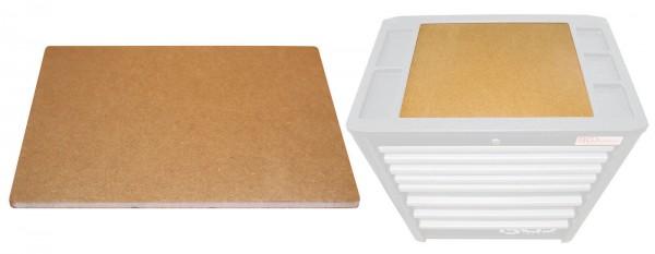 BGS 67165 MDF-Holzplatteneinsatz für Werkstattwagen Profi Art. 4111