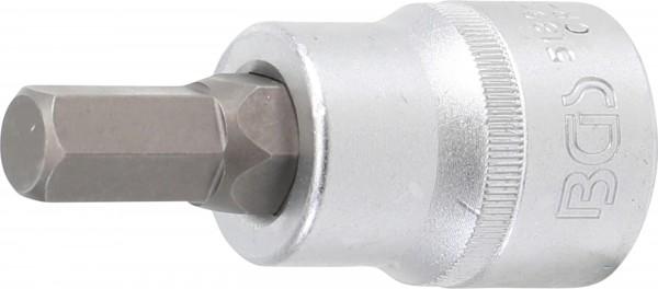BGS 5189-H14 Bit-Einsatz, Innensechskant, 20 (3/4), 85 mm lang, 14 mm