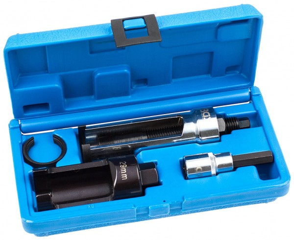 BGS 8244 Abzieher für Einspritzdüsen Common Rail Injektoren 4-tlg.