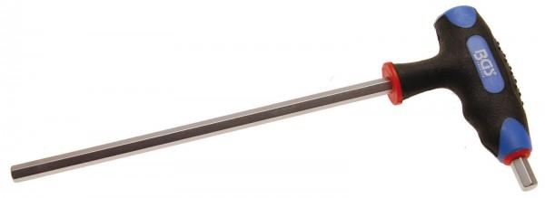 BGS 4010-7 T-Griff-Schlüssel für Innen-6-kant-Schrauben, 7 mm, Länge 170 mm