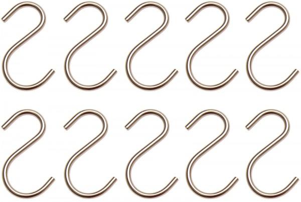 BGS 8713 Haken-Satz für Ausbeulstangen, 10-tlg.